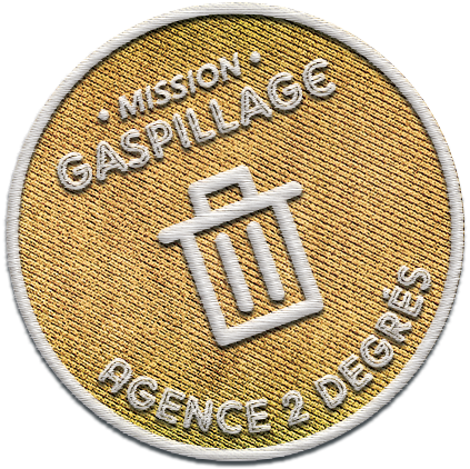 Badge non encore uploadé